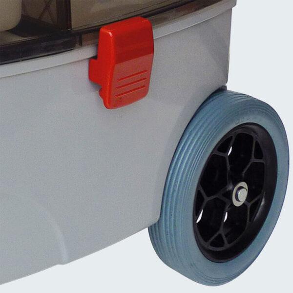 Masina za dubinsko pranje tepiha i namestaja Sprintus SE 7 - Correcto Clean Shop D.O.O.