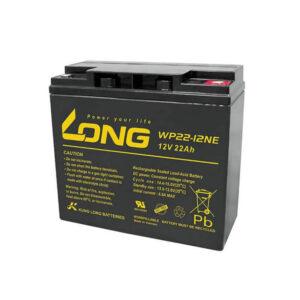 Stacionarna baterija za mašine za pranje podova Long - Vietnam 12V / 22ah Correcto Clean Shop doo