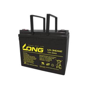 Stacionarna baterija za mašine za pranje podova Long - Vietnam 12V / 36ah Correcto Clean Shop doo