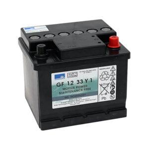 Akumulator za masine za pranje podova Sonnenschein gel12v 38ah Correcto Clean Shop doo