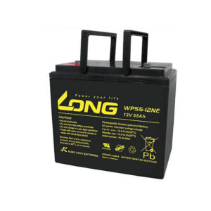 Stacionarna baterija za mašine za pranje podova Long - Vietnam 12V / 55ah Correcto Clean Shop doo