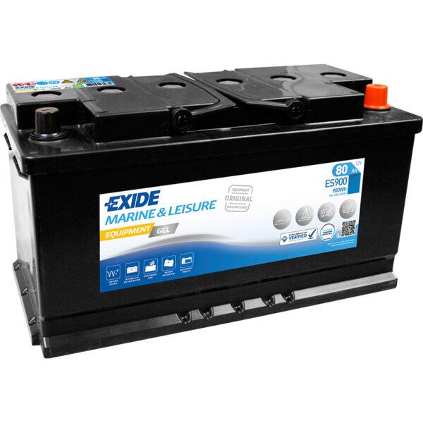 Akumulator za masine za pranje podova Exide Equipment 12v 80ah Correcto Clean Shop doo