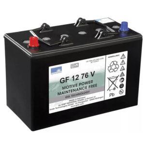 Akumulator za masine za pranje podova Sonnenschein gel 12v 86 ah Correcto Clean Shop doo