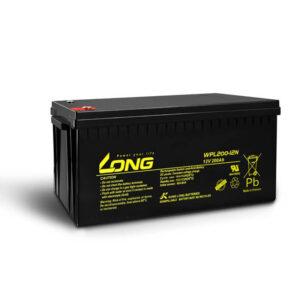 Akumulator za masine za pranje podova Long Vietnam 12v 200ah Correcto Clean Shop doo