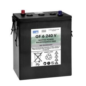 Akumulator za masine za pranje podova Sonnenschein gel 6v 270ah Correcto Clean Shop doo
