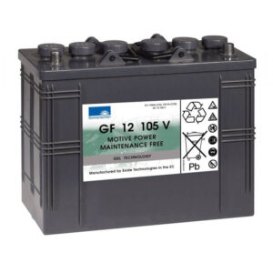 Akumulator za masine za pranje podova Sonnenschein gel 12v 120 ah Correcto Clean Shop doo