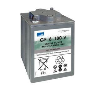 Akumulator za masine za pranje podova Sonnenschein gel 6v 200 ah Correcto Clean Shop doo