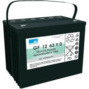 Akumulator za masine za pranje podova Sonnenschein gel 12v 70 ah Correcto Clean Shop doo