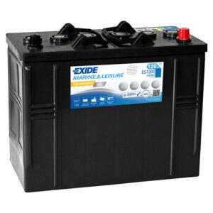 Akumulator za masine za pranje podova Exide Equipment 12v 120ah Correcto Clean Shop doo