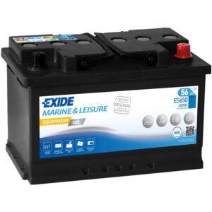 Akumulator za masine za pranje podova Exide Equipment 12v 56ah Correcto Clean Shop doo