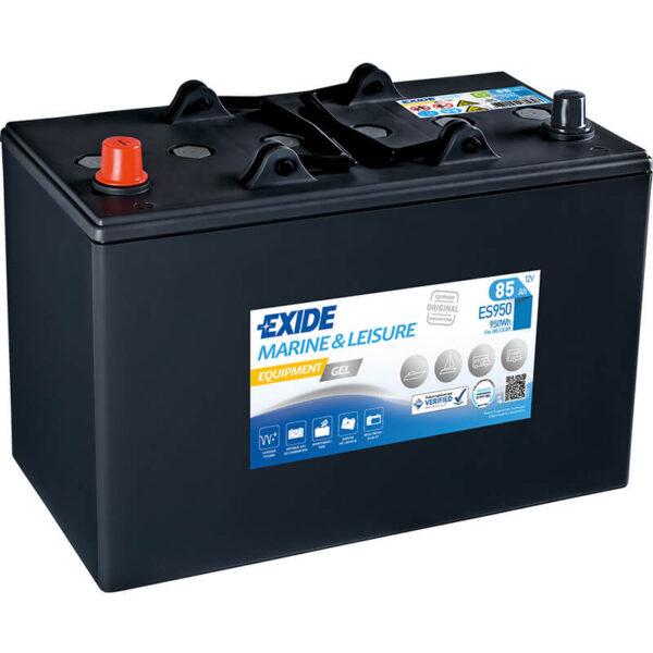 Akumulator za masine za pranje podova Exide Equipment 12v 85ah Correcto Clean Shop doo